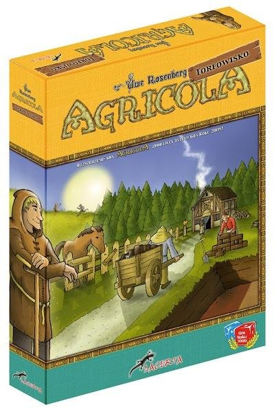 Agricola: Torfowisko LACERTA