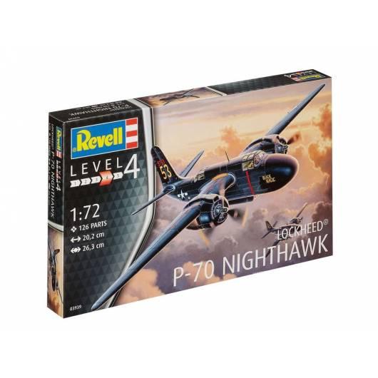 REVELL 1:72 Lockheed P-70 Nighthawk (03939)