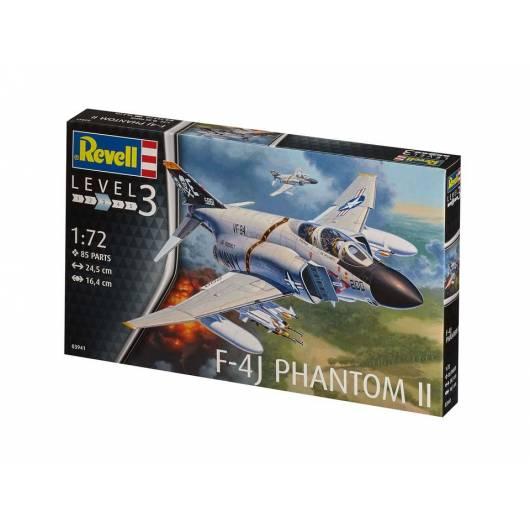 REVELL 1:72 F-4J Phantom II (03941)