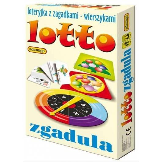 Loteryjka obrazkowa - Lotto zgadula