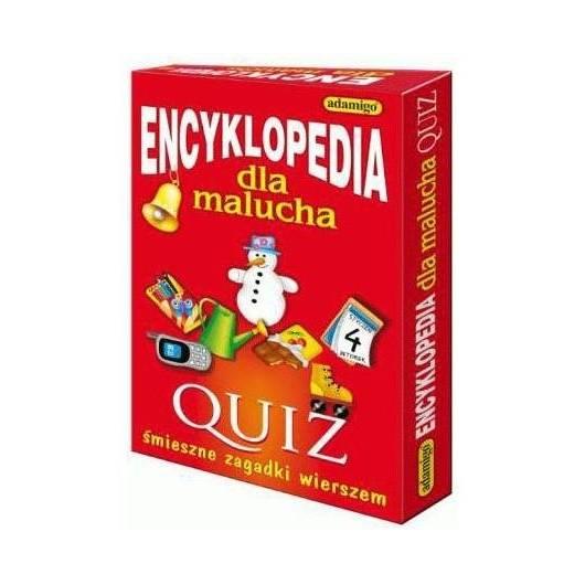 Quiz - Encyklopedia dla malucha
