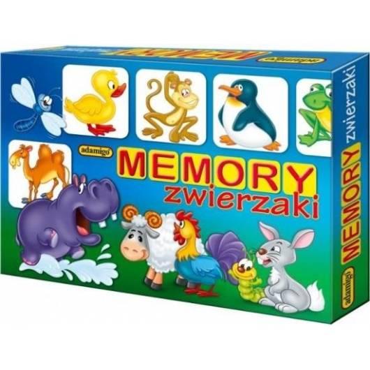 Memory - Zwierzaki