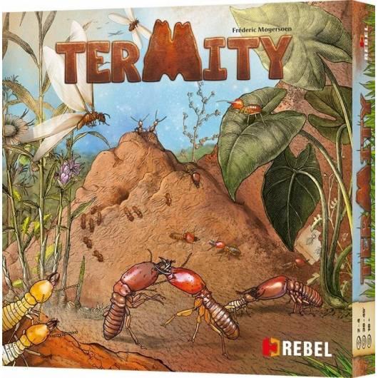 Termity REBEL