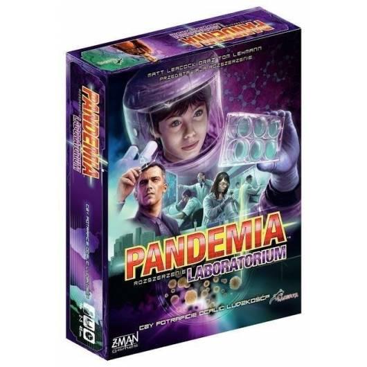 Pandemia - Laboratorium LACERTA