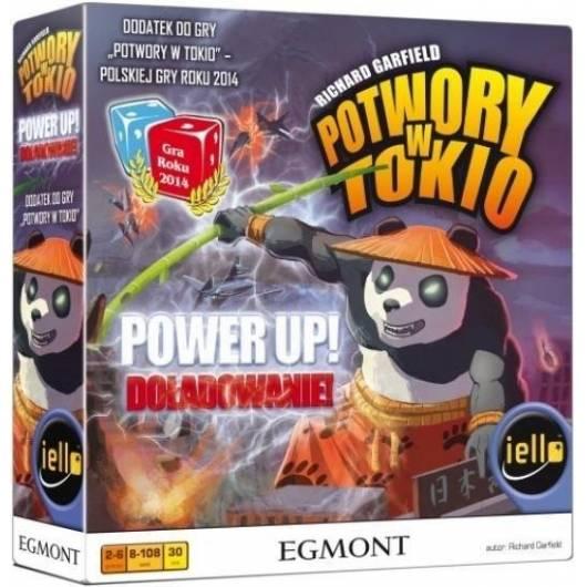 Potwory w Tokio: Power Up! Doładowanie