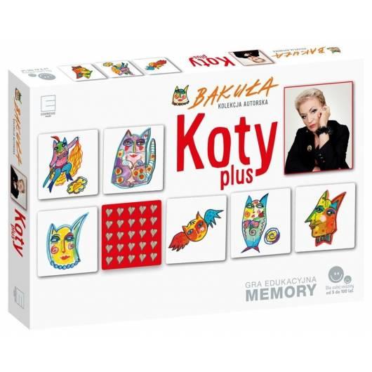 Memory - Koty plus Hanna Bakuła