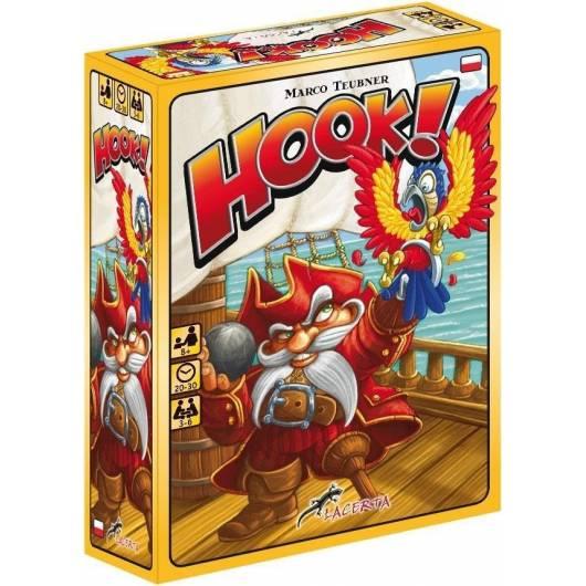 Hook! LACERTA