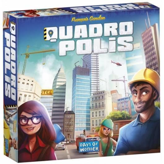 Quadropolis (edycja polska) REBEL