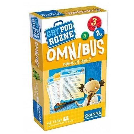 Omnibus - gra podróżna GRANNA