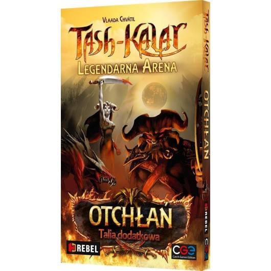 Tash-Kalar: Otchłań REBEL