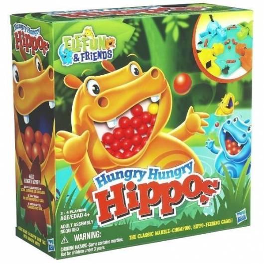 Głodne Hipcie