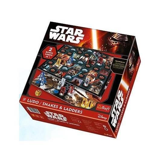 Ludo Star Wars TREFL
