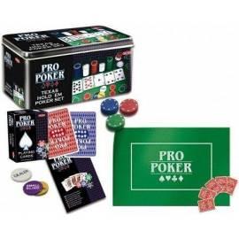 Poker Texas Hold'em w Puszce - zestaw pokerowy