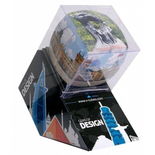 V-Cube 2 Poland (2x2x2) wyprofilowana VERDES