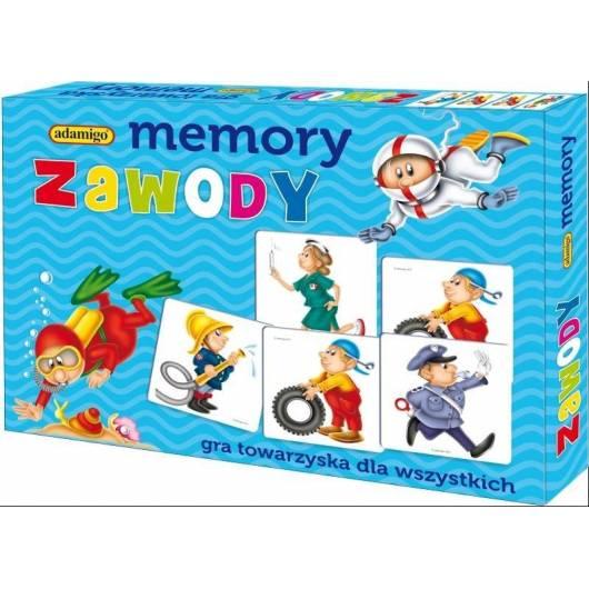 Memory - Zawody