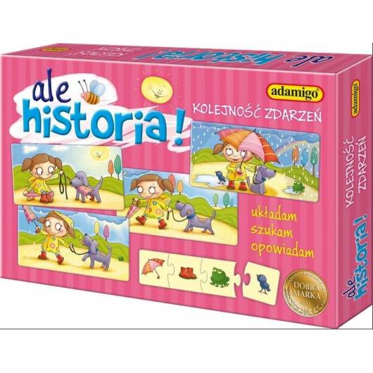 Układanka - Ale historia