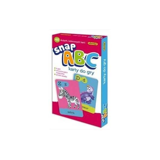 Karty Snap - ABC