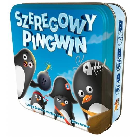 Szeregowy Pingwin REBEL