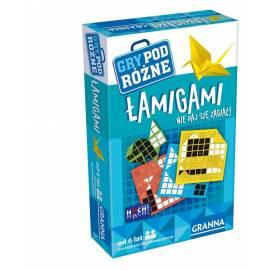 Łamigami - gra podróżna GRANNA