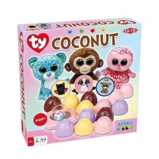 Ty Beanie Boos Coconut Game