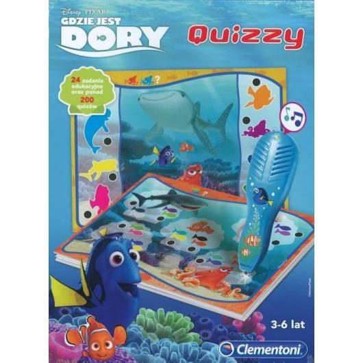 Quizzy Gdzie jest Dory