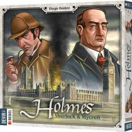 Holmes: Sherlock & Mycroft REBEL
