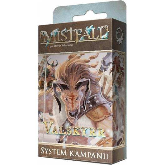 Mistfall: Valskyrr - system kampanii (edycja polska)