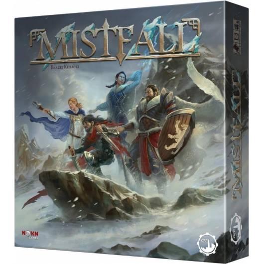Mistfall (edycja polska) GFP