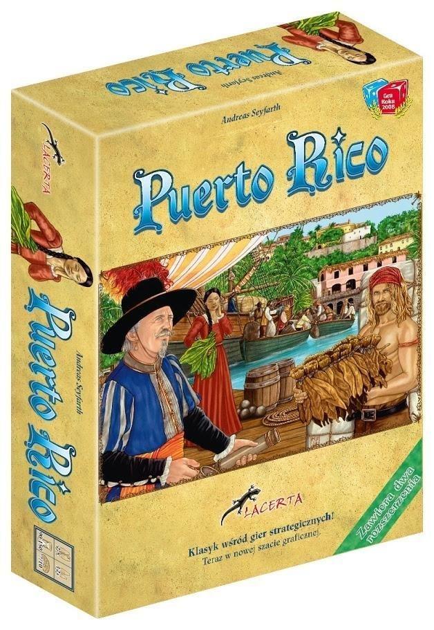 Puerto Rico (nowa edycja polska) LACERTA