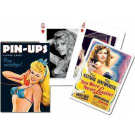 Karty pojedyncze Pin-ups PIATNIK