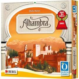 Alhambra (edycja polska) REBEL