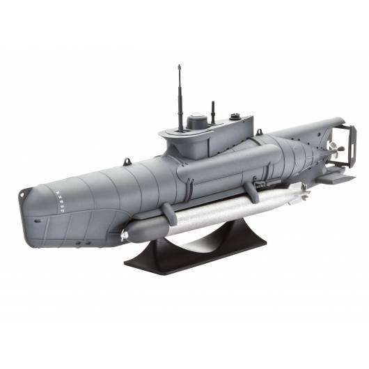 REVELL 1:72 German Submarine Type XXVIIB (05125)