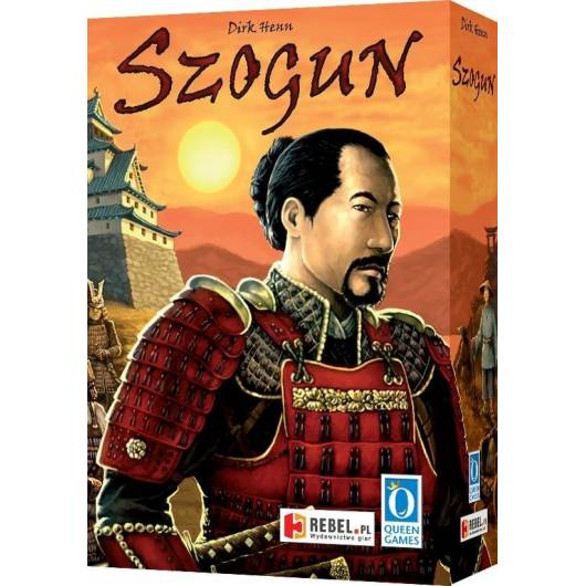 Szogun (Shogun) REBEL