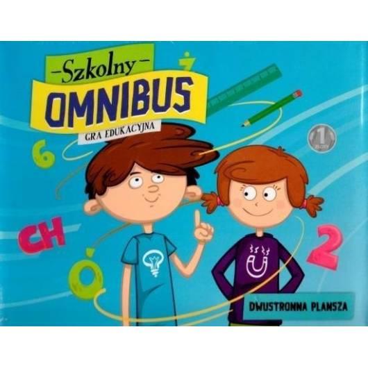 Szkolny Omnibus. Gra edukacyjna