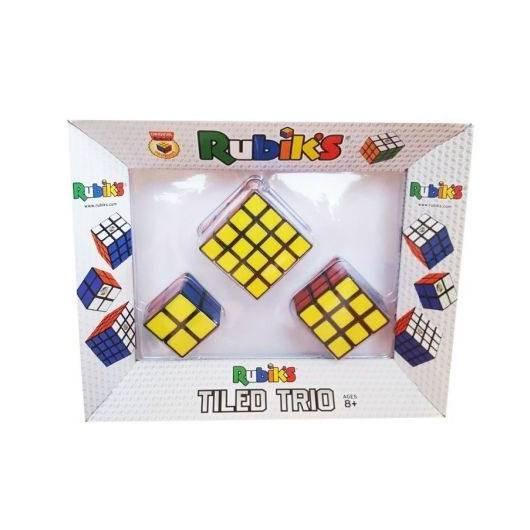 Kostka Rubika Zestaw Tiled Trio RUBIKS