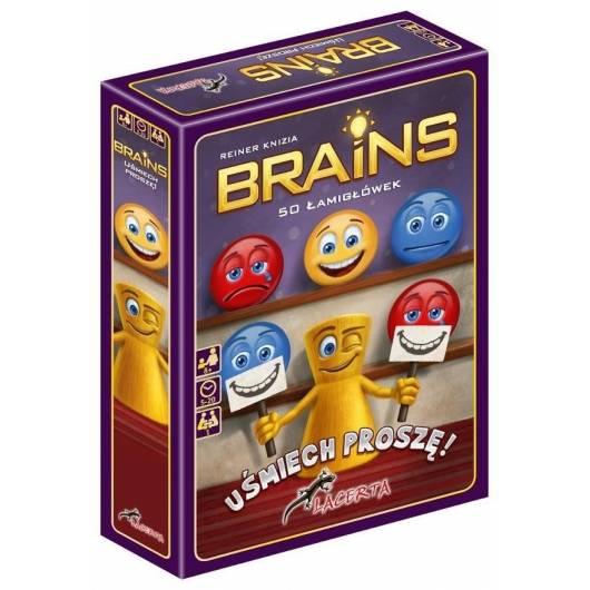 Brains: Uśmiech proszę! LACERTA
