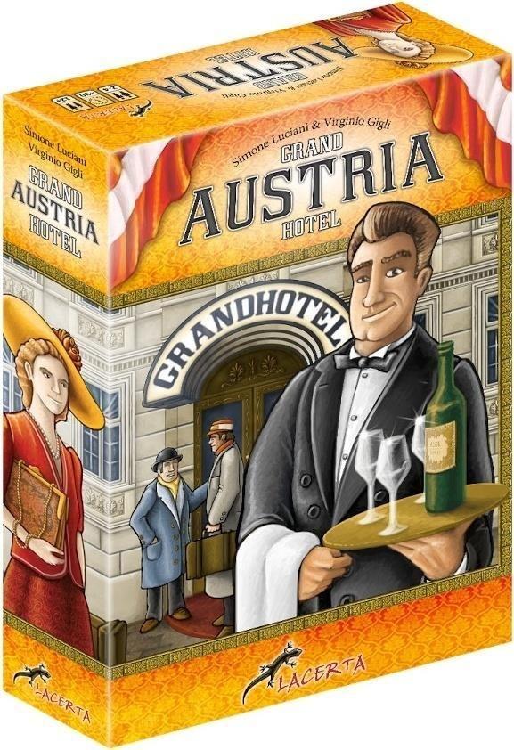 Grand Austria Hotel (edycja polska) LACERTA
