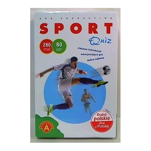Quiz - Sport (średni) ALEX