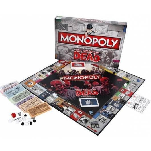 Monopoly The Walkin Dead - Survival Edition