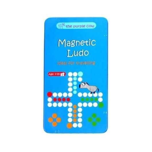 The Purple Cow - gra magnetyczna Chińczyk/Ludo