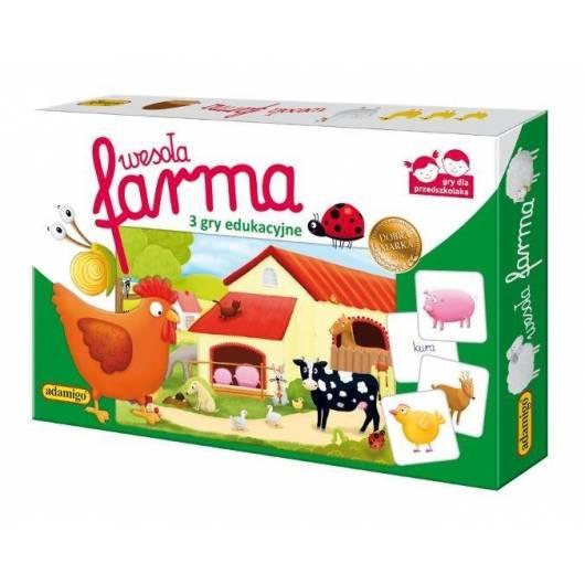 Loteryjka - Wesoła Farma