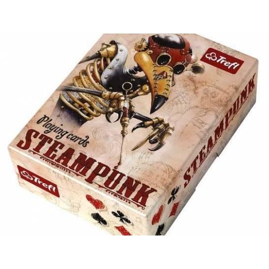 Steampunk - talia kart TREFL