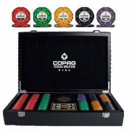 Zestaw do pokera 300 żetonów LUXURY Cartamundi