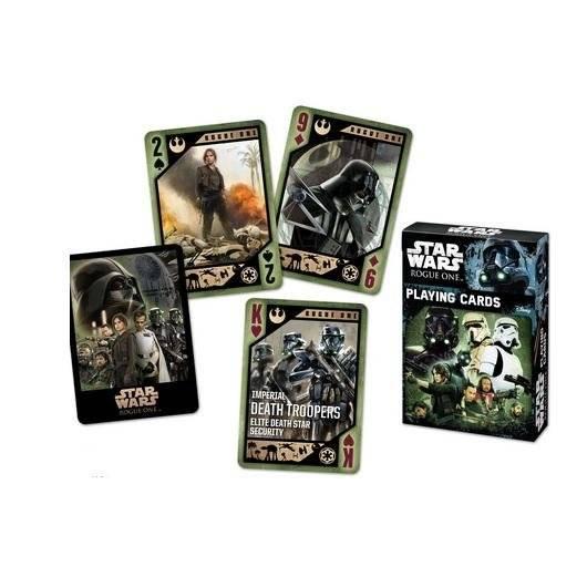Star Wars Rogue One - talia kart CARTAMUNDI