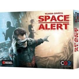 Space Alert (edycja polska) REBEL