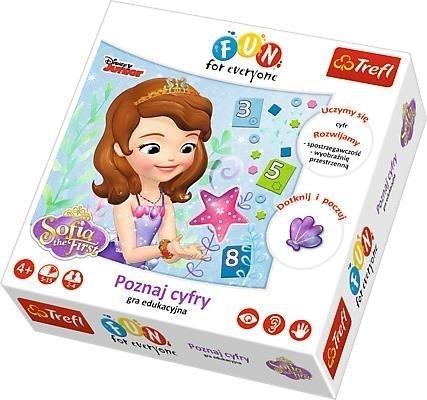Fun for everyone - Poznaj cyfry TREFL