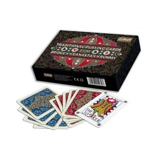 Traditional Playing Cards - talia kart 2x55 TREFL