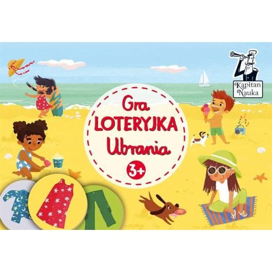 Loteryjka Ubrania 3+