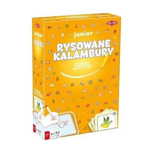 Rysowane Kalambury Junior