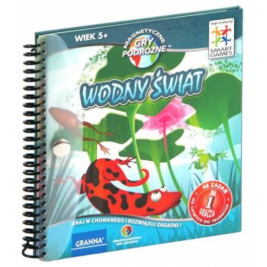 Wodny świat - magnetyczna gra podróżna